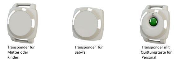 PATRONUM Baby Transponder
