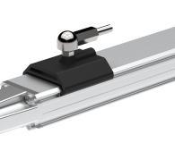Linear-Messsystem - geführter Magnetschlitten