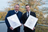 Torsten Blaes und Hardy Pesch gründeten die BPV GmbH 2013. Mittlerweile hat das Unternehmen 80 Mitarbeiter.