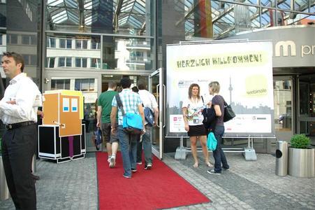 webinale 2012: Der Dreiklang aus Business, Technologie und Design geht in diesem Jahr in die 6. Runde
