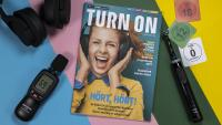 TURN ON – neue Doppel-Power für das SATURN Magazin