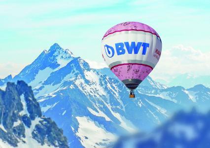 Mit Umsicht und dem Blick fürs große Ganze konzipiert: die Wasseroptimierungslösungen von BWT water+more  /Foto: BWT