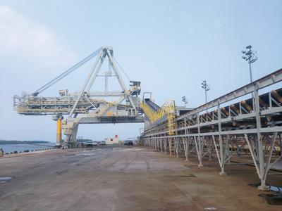 Seit der Inbetriebnahme im September 2015 bewährt sich das RSC-System im Hafen von Pupuk Kaltim auf der Insel Borneo!