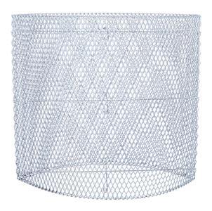 GreenGabion besteht aus 2 Millimeter starkem, verzinkten Stahlblech und zeichnet sich durch runde Formen sowie eine geringe Maschenweite aus