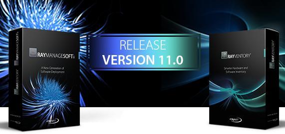 RayManageSofti & RayVentory 11.0