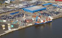 Second scheduled container service by Samskip launched via Cuxhaven