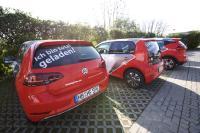 E-Autos Unternehmenszentrale HANSA-FLEX AG