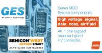 GES Series MOD modular hybrid HCV connector