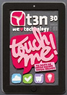 t3n Magazin Nr. 30 Cover