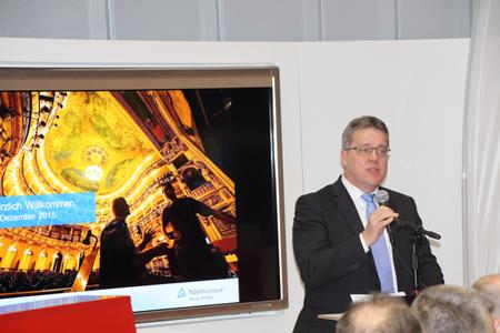 Mathias Samson, Staatssekretär im Hessischen Ministerium für Wirtschaft, Energie, Verkehr und Landesentwicklung (Foto: Christian Knab)