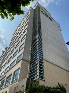 Edmund Optics Korea New Office Building