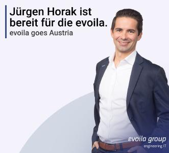 Jürgen Horak/ Executive Partner/ evoila Austria & CEE GmbH