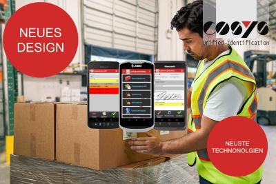 COSYS Paket Management Inhouse Logistik mit neuem Design und dem Einsatz neuster Technologien