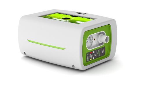 Neue Mobilität für Patienten mit den EOVE-Beatmungsgeräten