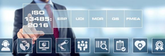 KUMAVISION ERP - Compliance-gerechte Prozesse über den gesamten Produktlebenszyklus