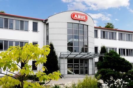 Firmengebäude ABUS Security-Center