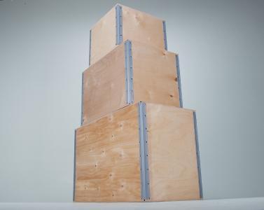 Transportkisten aus Birkensperrholz