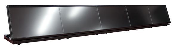 eyevis LCD Videobande (Aufbau)