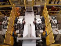 Severstal commissions new side trimmer from SMS group