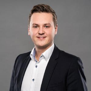 Maximilian Schönfließ von der zwissTEX GmbH