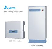 Delta to showcase its RPI-series solar inverters with 3 kVA to 50 kVA power outputs and energy storage system at Solar Energy UK