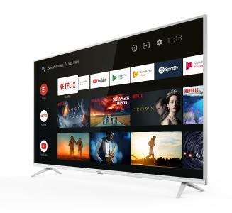 Thomson 55UE6400 Fernseher: Android 9 TV und 4K-Auflösung