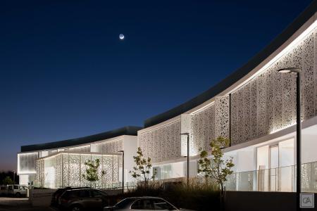 Die Philosophie von Rama Mendelsohn ist, dass die Beleuchtung die Architektur und das Design des Projekts ergänzen muss / Foto: Omri Amsalem