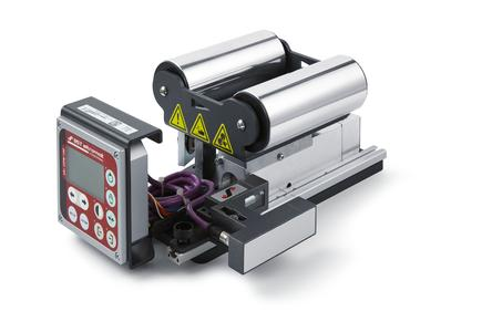The guiding device EcoGuide is the new, low-cost system, which includes all standard functions.