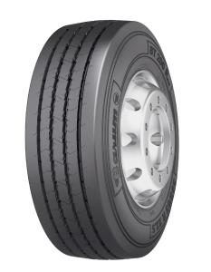 Der leistungsstarke Trailer-Reifen BT 200 R 385/65 R 22.5 ist einer von drei neuen Trailer-Reifen der 200 R-Serie von Barum