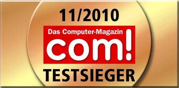 Testsieg für G Data InternetSecurity 2011
