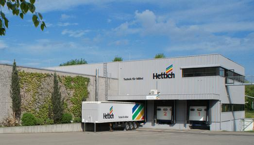 Hettich Franke headquarters in Balingen (Hettich)