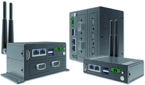 Der EAC Mini von TL Electronic ist ein robustes  IoT-Gateway mit zahlreichen Erweiterungsmodulen.