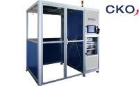 CKO Prüfstand für individuelle Verfahren in der Druck- und Dichtheitsprüfung mittels Luft, Wasser oder Helium
