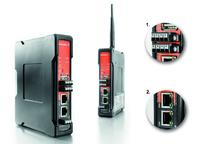 Weidmüller Gigabit Security Router: Secure communication between Ethernet networks with integrated VPN remote warning functions in industrial networks