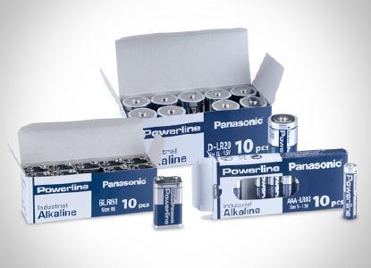 Im Zuge der kontinuierlichen Verbesserung der Produkte und Services sind die Batterien der Powerline-Serie seit Kurzem auch in 10er Packs erhältlich