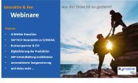 Kostenfreie Webinare für SAP Anwender