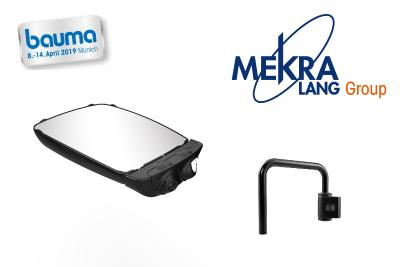 Robust mirror systems from MEKRA Lang