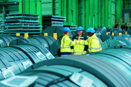 thyssenkrupp Materials Processing Europe stellt sich den gesteigerten Anforderungen der Automobilindustrie