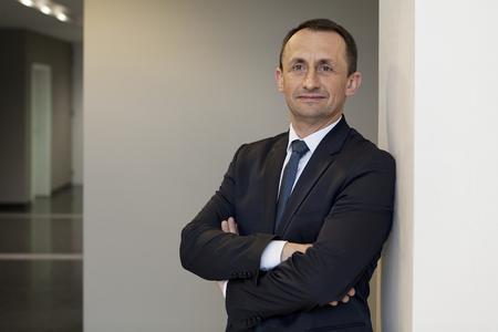 Fabrice Maquignon, CEO von Wolters Kluwer Transport Services