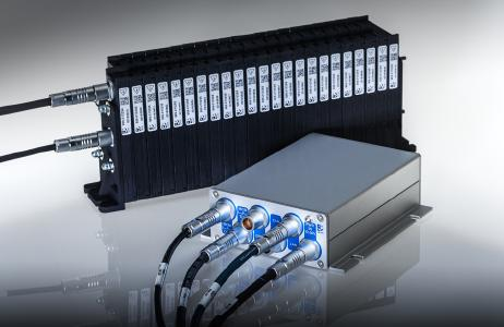 CVM-System mit Prozessrechner