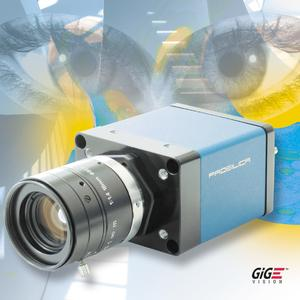 Prosilica GE1050 fast GigE-Vision camera - industrial inspection, machine vision, medical imaging, ophthalmology, traffic imaging, OEM applications