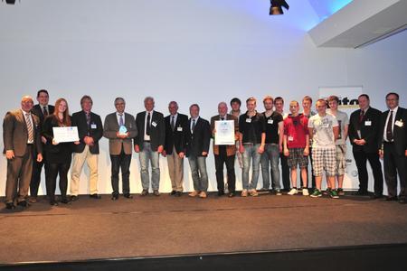 """Das Berufsbildungszentrum Mölln ist die """"beste Berufsschule"""" 2012"""
