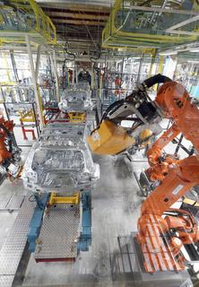 ABB wins large robot order from Valmet Automotive to produce new Mercedes SUV