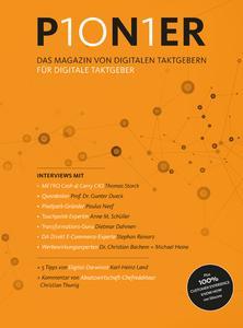 Cover Sitecore Magazin P1ON1ER