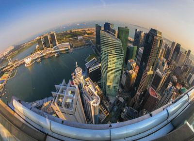 GD Singapur Skyline