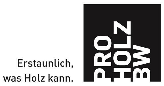 proHolzBW wurde zur Förderung der Holzverwendung in Baden-Württemberg gegründet. Die Zentrale befindet sich im Mehrverbändehaus FORUM HOLZBAU in Ostfildern (Bild: proHolzBW, Ostfildern; www.proholzbw.de)