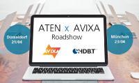 EINLADUNG zur ATEN x AVIXA Roadshow 2020