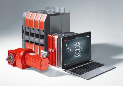 Applikations-Umrichter MOVIDRIVE® modular