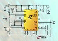 2MHz, Five Output Regulator for TFT-LCD Panels