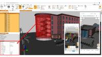 Quick and advanced visualization for BIM/AEC users